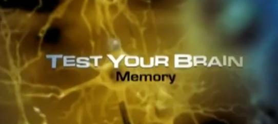 os mistérios da memória