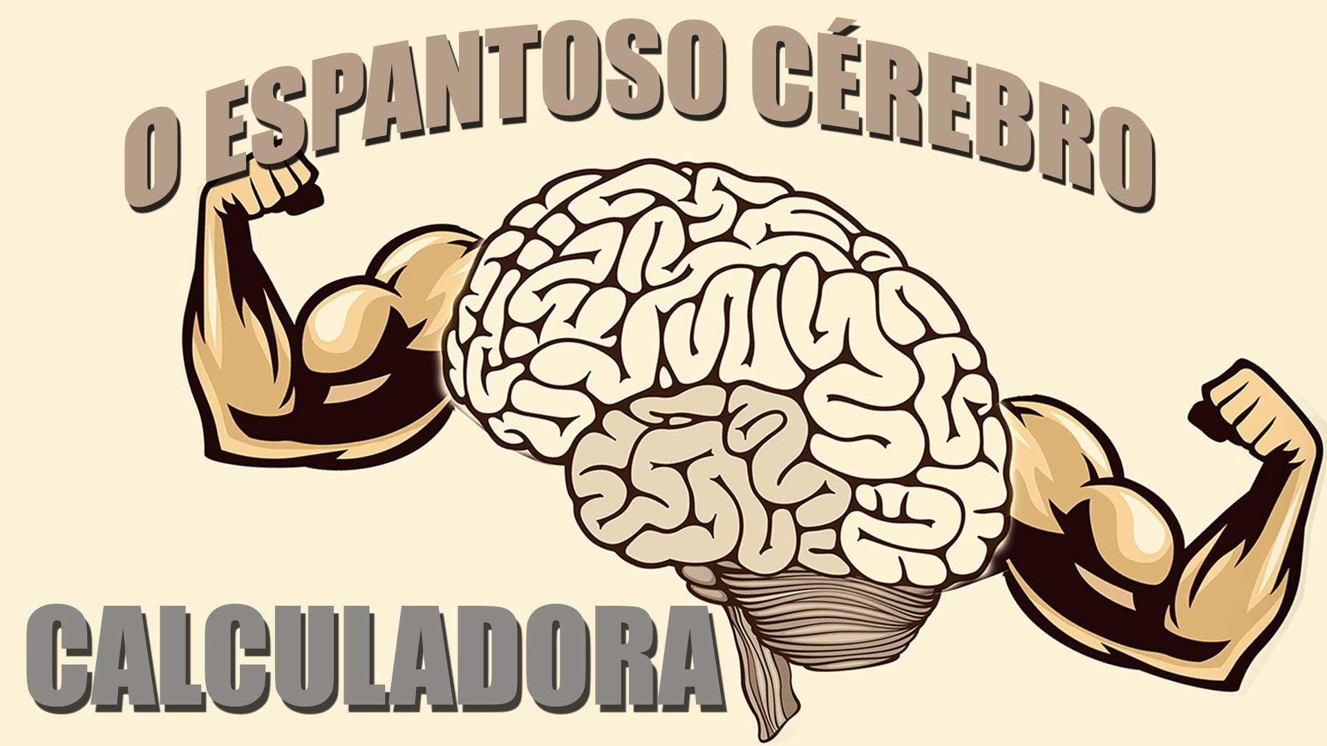 cérebro calculadora